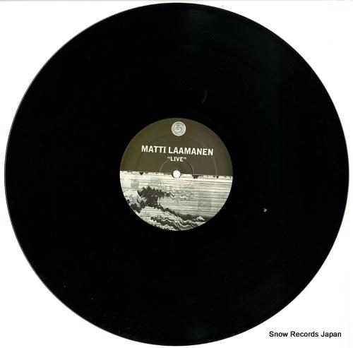LAAMANEN, MATTI live TSUSB9018 - disc