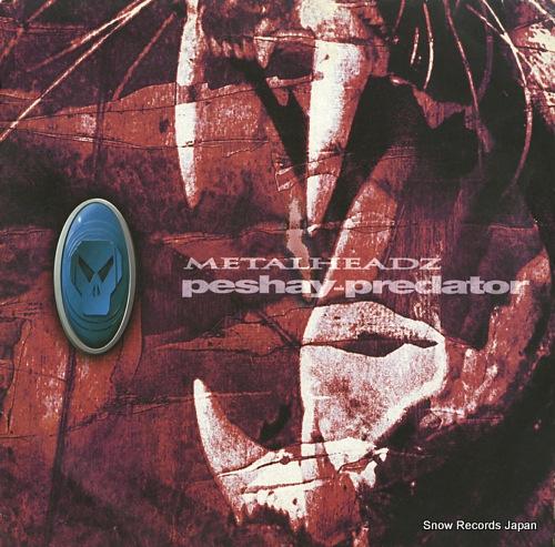 PESHAY predator METH026 - front cover