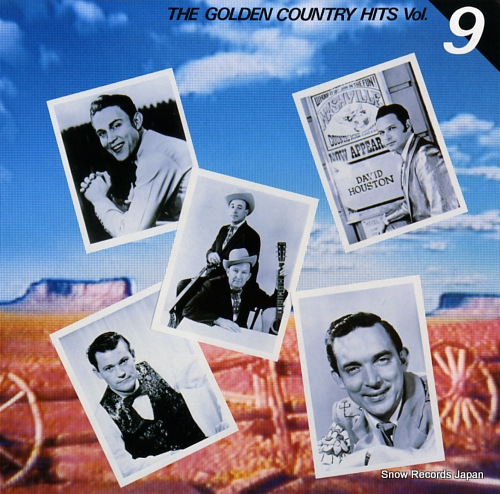 V/A the golden country hits vol.9 FCPA671 - front cover