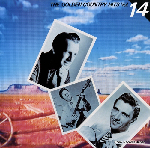 V/A the golden country hits vol.14 FCPA674 - front cover