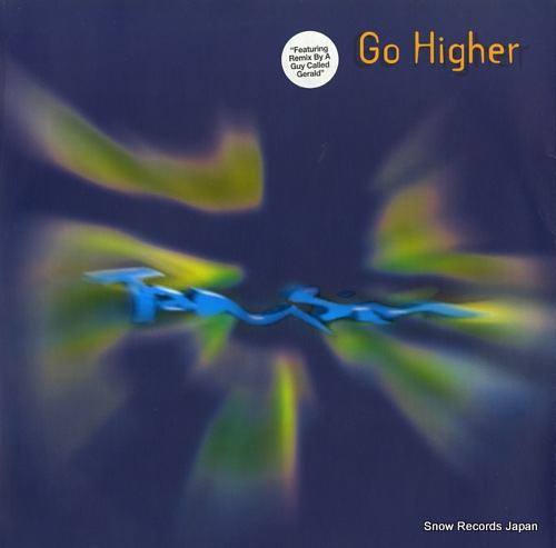 TAMSIN go higher JB032 - front cover