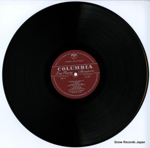 ゴールデン・ゲート・クァルテット 黒人霊歌を歌う SL-3071