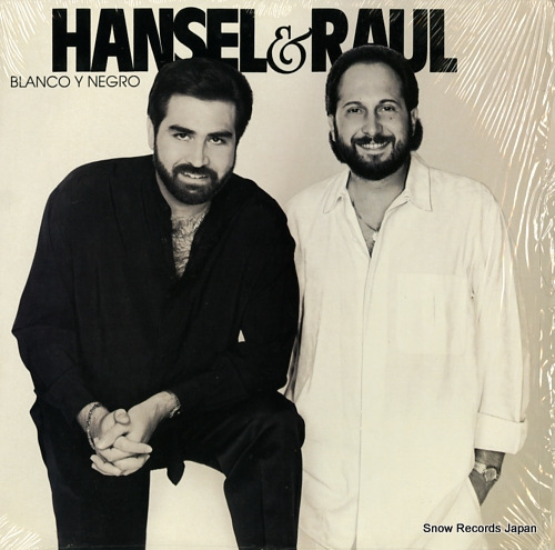 HANSEL AND RAUL blanco y negro DIL-80016