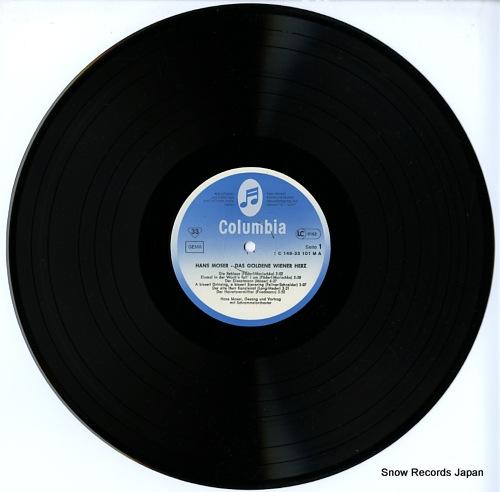 MOSER, HANS das goldene wiener herz 1C148-33101/02M - disc