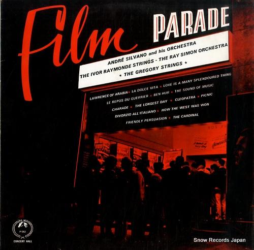 V/A film parade P-1263 - front cover