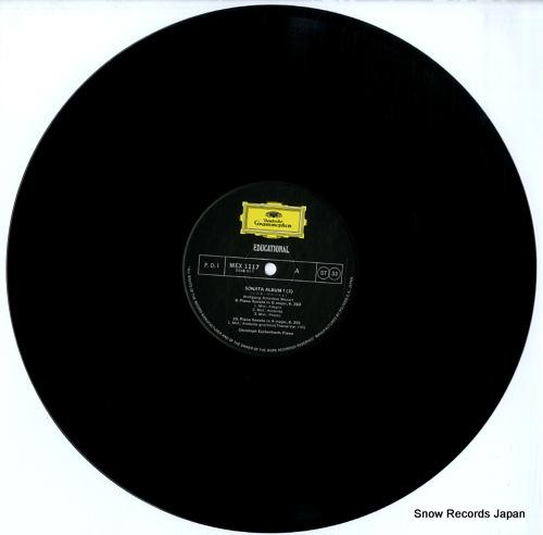 ESCHENBACH, CHRISTOPH sonata album 1 (3) MEX1117 - disc