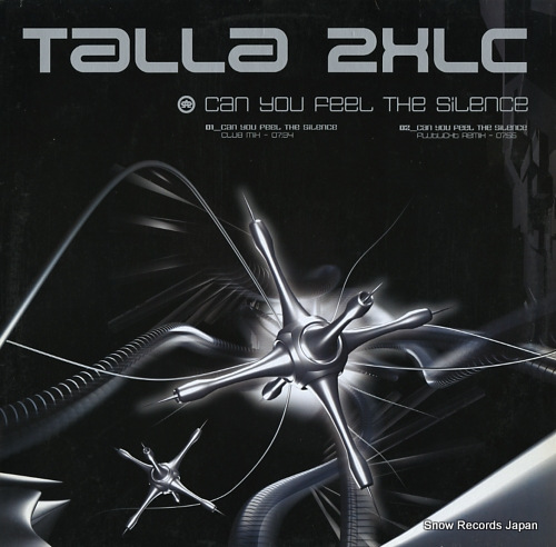 TALLA 2XLC can you feel the silence 50504661548-0-4 - front cover