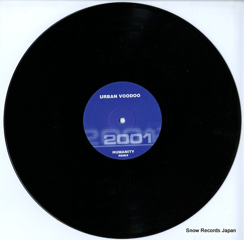 VOODOO, URBAN humanity remix TWO5067R-12 - disc