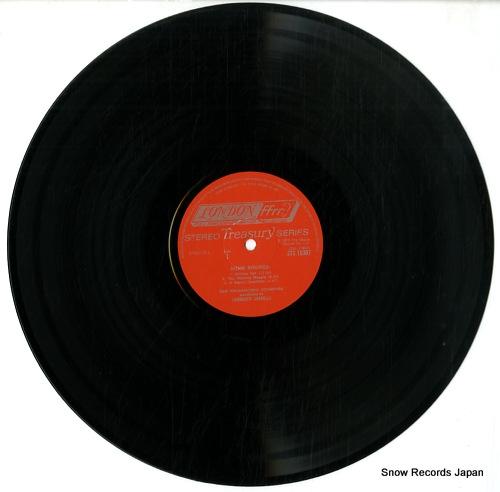 GARDELLI, LAMBERTO rossini; overtures STS15307 - disc