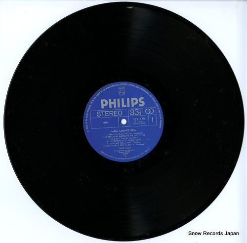 LAMA, SERGE lama chante brel FDX-479 - disc
