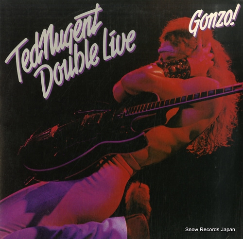 NUGENT, TED - double live gonzo - KE235069