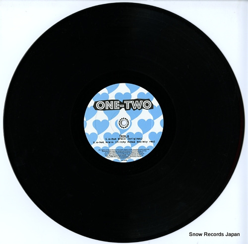 ONE-TWO o-hot brain 88697074931 - disc