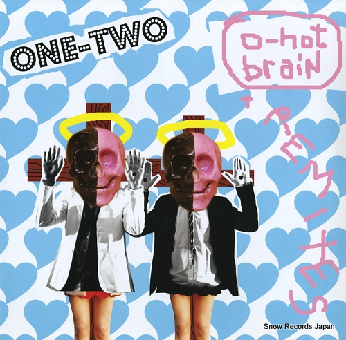 ONE-TWO o-hot brain 88697074931 - front cover