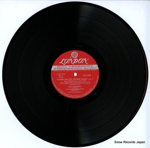 BOSKOVSKY, WILLI vienna waltzes golden album volume 2 SLC1666 - disc