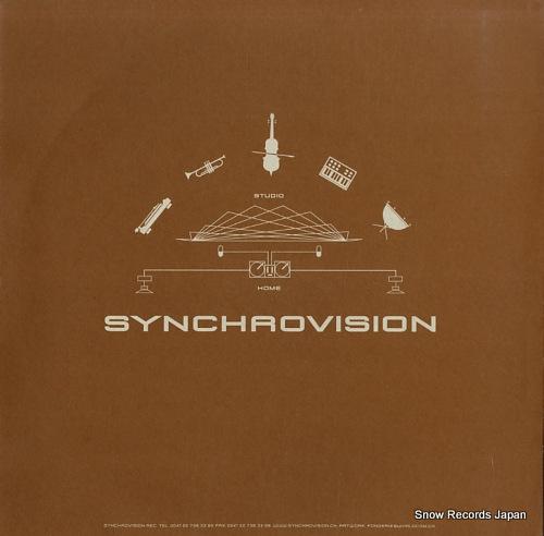 GOO drugstore b.boy ep SYNC001 - back cover