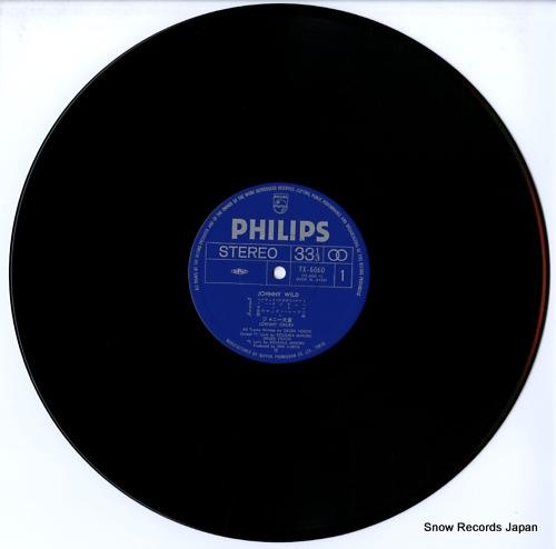 OKURA, JOHNNY johnny wild FX-6060 - disc