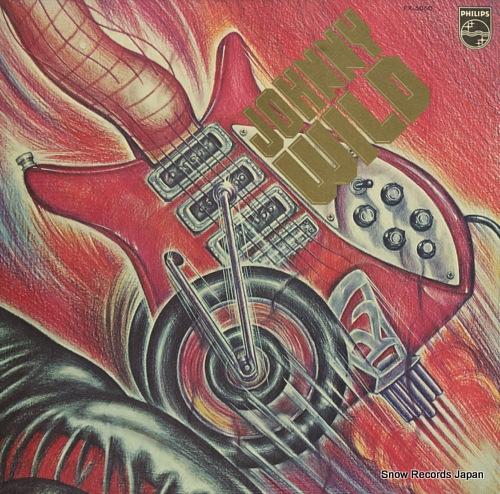OKURA, JOHNNY johnny wild FX-6060 - front cover