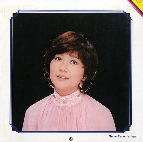 SERI, YOKO best 16 AAA-207 - front cover