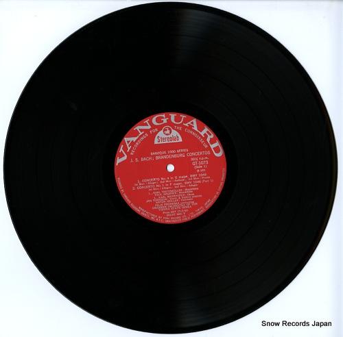 PROHASKA, FELIX bach; brandenburg concerto no.1, no.4, no.5 GT1073 - disc