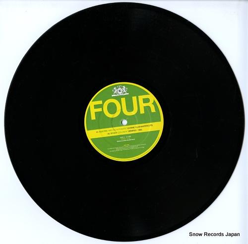 V/A four CCC504 - disc