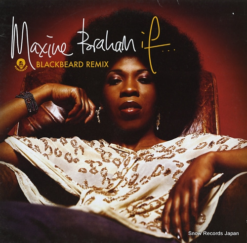 BRAHAM, MAXINE if 12BKO5X - front cover