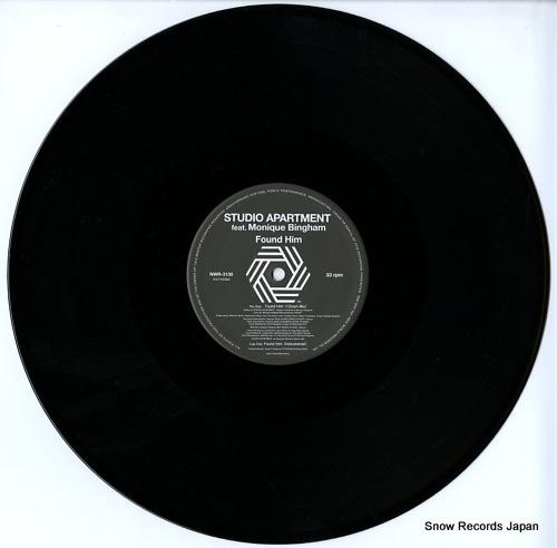 STUDIO APARTMENT found him NWR3130 - disc