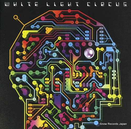 WHITE LIGHT CIRCUS break the circuit DCR87 - front cover