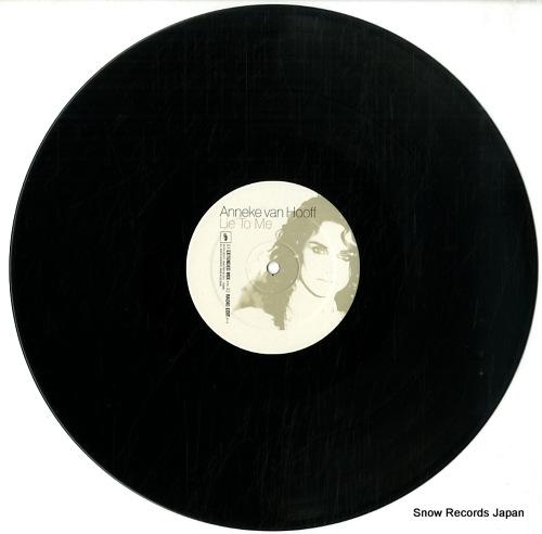 HOOFF, ANNEKE VAN lie to me 541416501311 - disc
