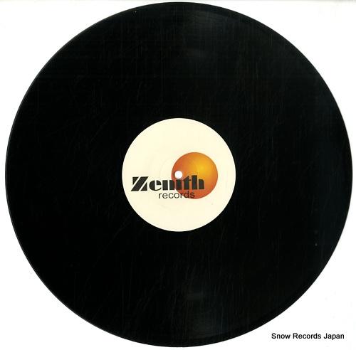 SALTWATER strange ZENITH003 - disc