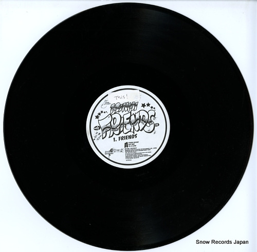 MINMI friends / minmi featuring works best NLP-1047 - disc