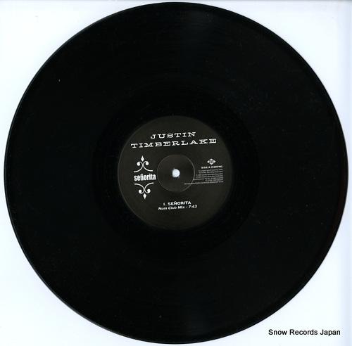 TIMBERLAKE, JUSTIN senorita LC07925 - disc