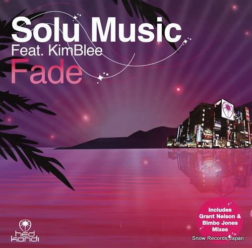 SOLU MUSIC fade HK19T