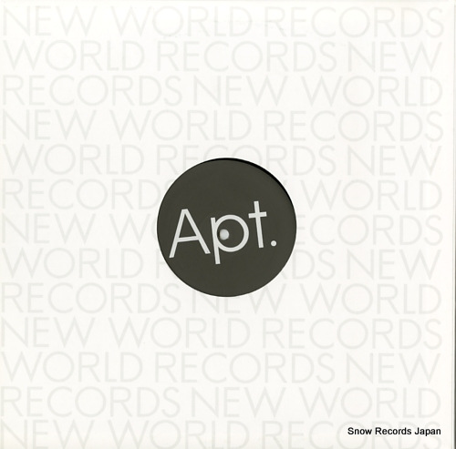 STUDIO APARTMENT wonderful tonight NWR-3126 - back cover