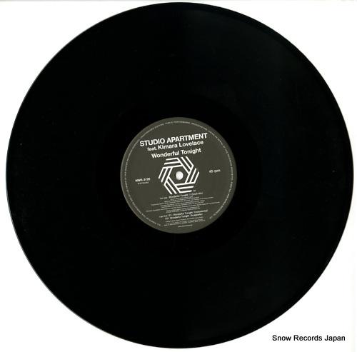 STUDIO APARTMENT wonderful tonight NWR-3126 - disc