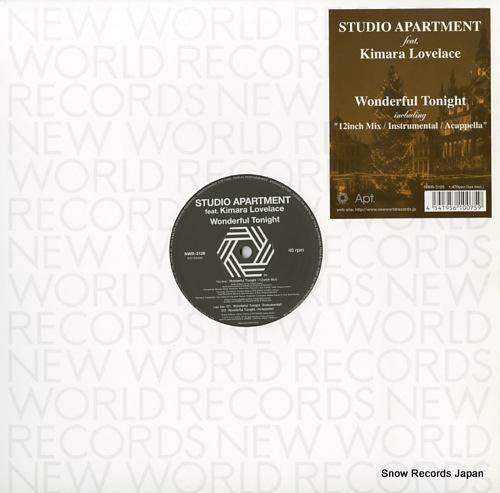 STUDIO APARTMENT wonderful tonight NWR-3126 - front cover