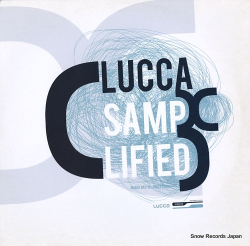LUCCA samplified ACAPULCO003 - front cover