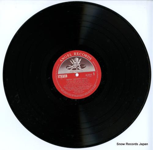 HEGER, ROBERT flotow; martha highlight AA-8844 - disc