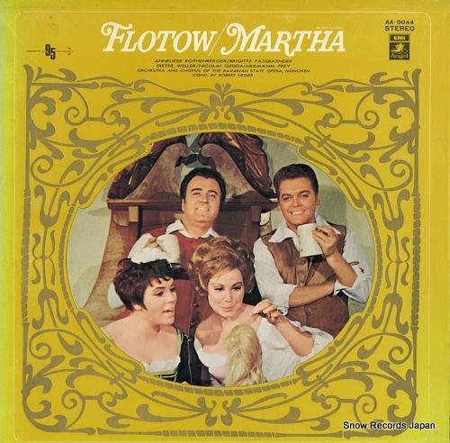 HEGER, ROBERT flotow; martha highlight AA-8844 - front cover
