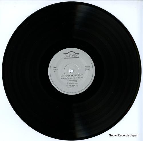 GALPERIN, OLGA / ERIC ALBERTI honegger; musique francaise du 20e siecle CY657 - disc