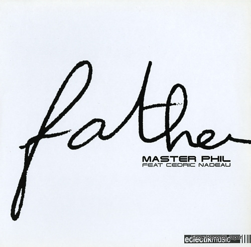 PHIL, MASTER father 21REC03 - front cover