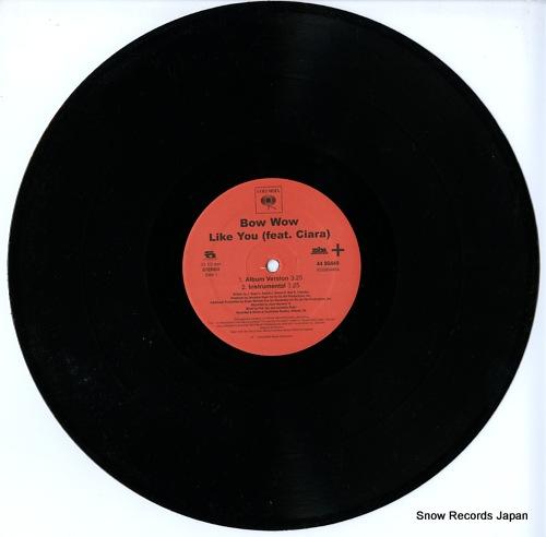 BOW WOW like you (feat.ciara) 4480449 - disc