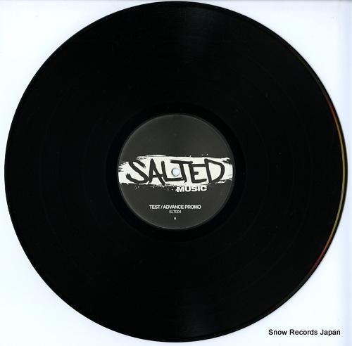 LOVE, CHUCK frozen in minneapolis SLT004 - disc