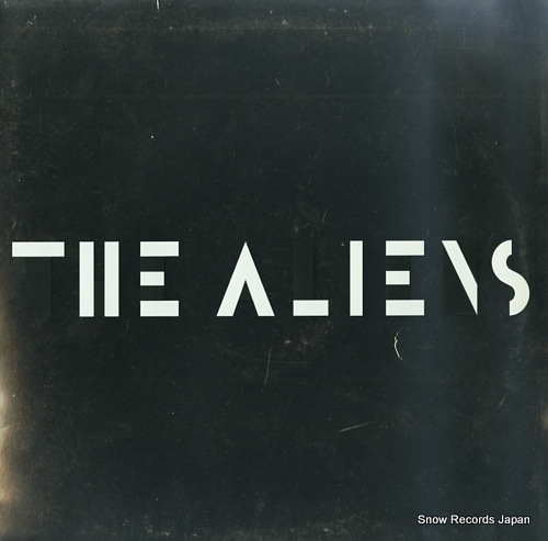 ALIENS, THE alienoid starmonica 094635764611 / PETROCK12DJ001 - front cover