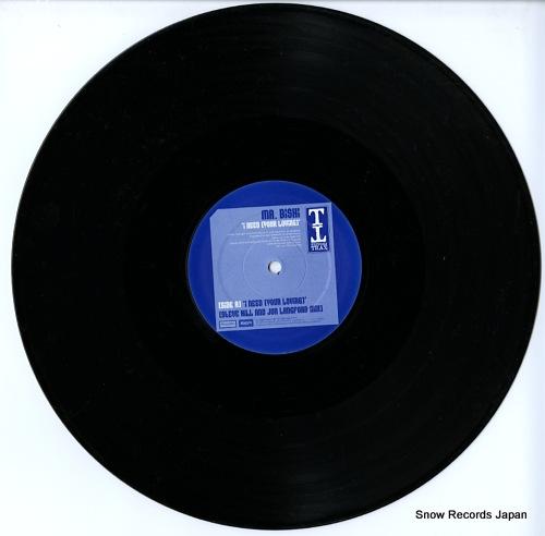 MR.BISHI i need your loving TTRAX096 - disc