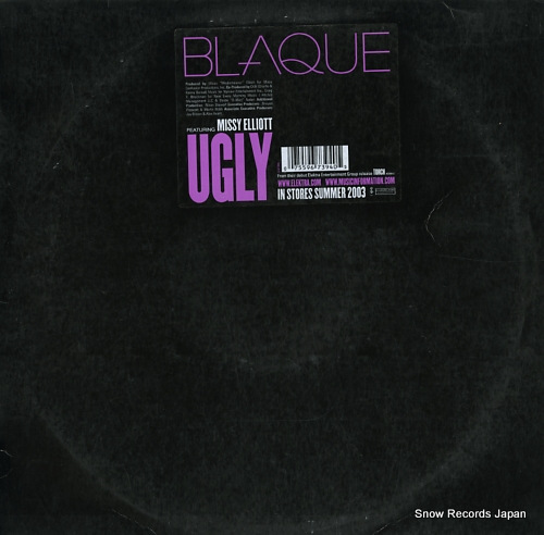 BLAQUE ugly 0-67394 - front cover