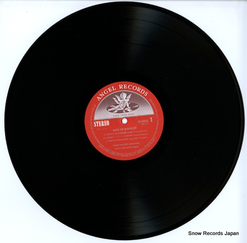 VEEN, PIETER VAN music for blockflote AA-8868 - disc