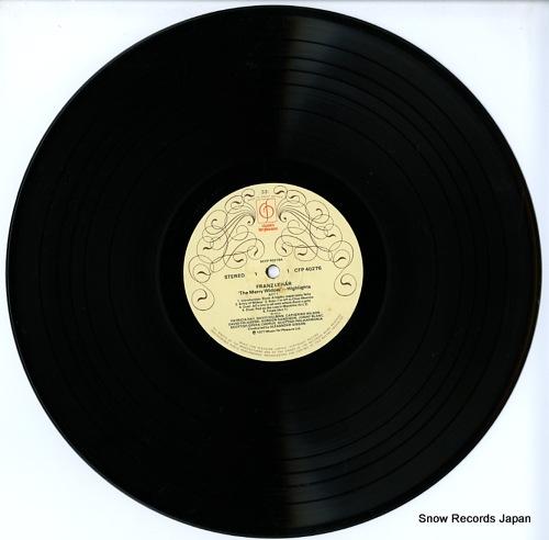 GIBSON, ALEXANDER lehar; the merry widow CFP40276 - disc
