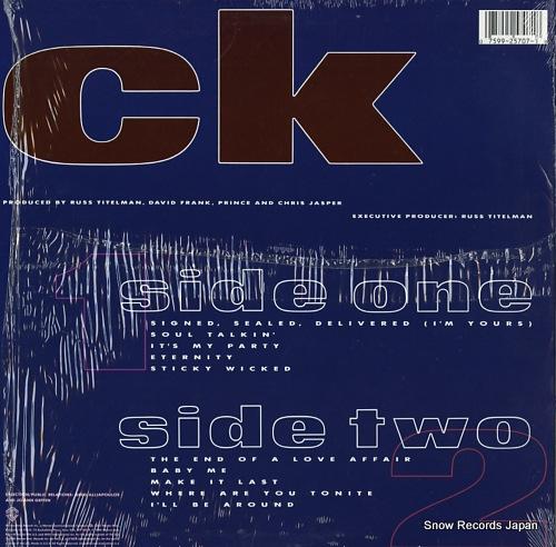 チャカ・カーン ck 1-25707