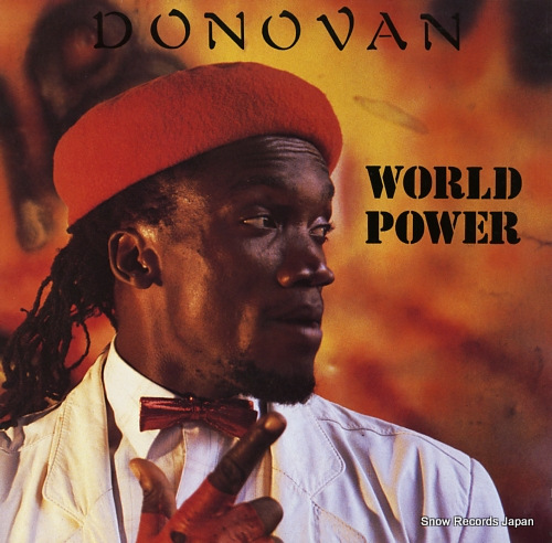 DONOVAN world power ILPS9909 - front cover