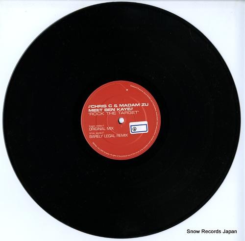 CROOKS, CHRIS / JULIA WINTERS rock the target SYP104 - disc